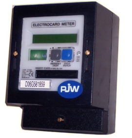Power supply meters