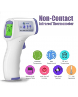 Digital Infrared No  Contact Forehead Thermometer