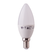 V-TAC VT-5114 4.5W Candle Bulb Compatible With Amazon Alexa And Google Home RGB+WW+CW E14, VT2754