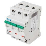 Eaton MCB Three Memshield Triple pole Type D Circuit Breaker