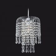 Firstlight Crystal Pendant Light Non-Electric 8109CH