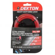 DEKTON 900MM BIKE LOCK, DT70340