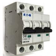 40 Amp Triple Pole Circuit Breaker (Type C)