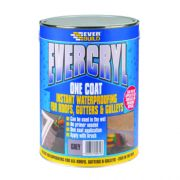 Everbuild Evercryl One Coat Roof Repair Compound