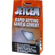 Everbuild Rapid Setting Sand & Cement
