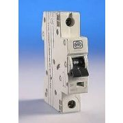 MK Sentry MCB Type B Choose Any Size From 3A To 50A for Consumer Units