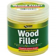 Everbuild Multi Purpose Joiners Grade Wood Filler 250ml - Stainable Light, MPWOODLT2