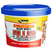 Everbuild All Purpose Ready Mixed Filler 1KG - White, RMFILL1