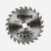 RtrMax 180 x 24T Wooden Saw, RST18024