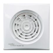 "Envirovent  SILENT Extractor Fan 4"" 100MM for Bathroom or Toilet"