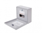Eaton Memshield 3 Type A Single Phase Metal Distribution Board Without Incomer 125A