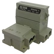 Henley Mains House Service Cut Out Fuse Carrier Base SP&N 60/80-100AMP SERIES 7